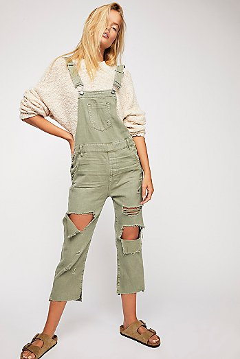 OneTeaspoon Hooligan Overalls