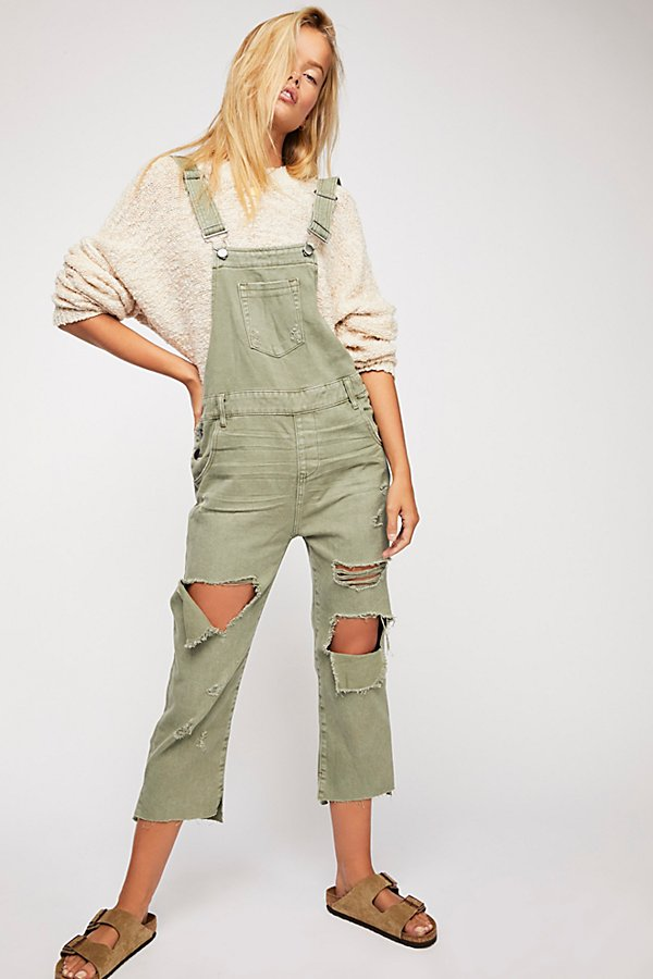 Slide View 1: OneTeaspoon Hooligan Overalls