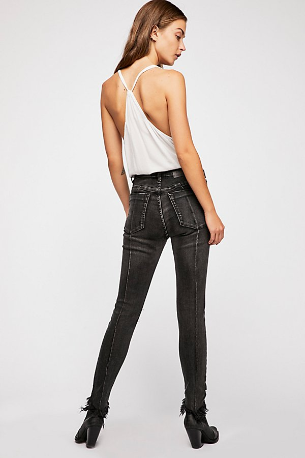 Slide View 3: OneTeaspoon Freebird II Skinny Jeans