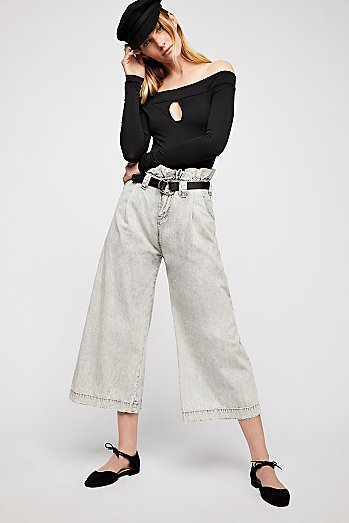 OneTeaspoon Menzy Denim Trouser
