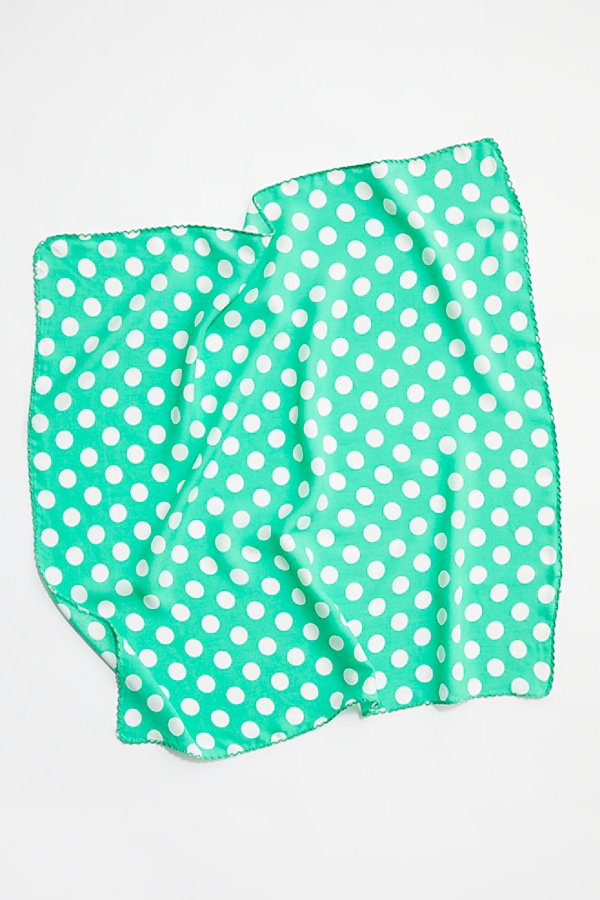 Slide View 2: On The Spot Polka Dot Bandana