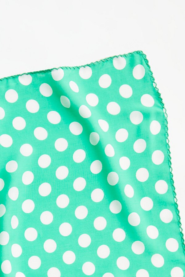 Slide View 3: On The Spot Polka Dot Bandana