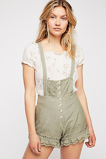 Frills And Thrills Romper