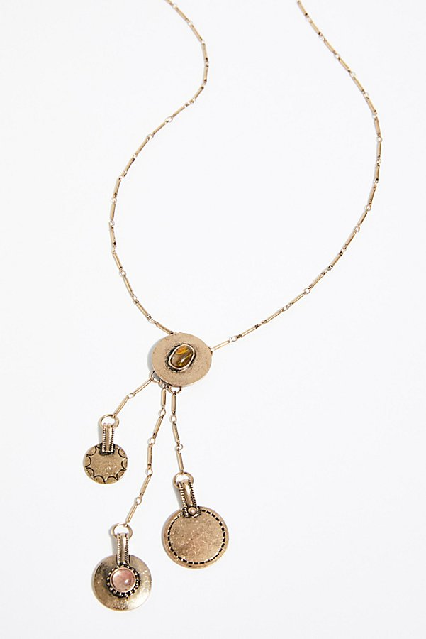 Slide View 2: Lasso Lariat Necklace
