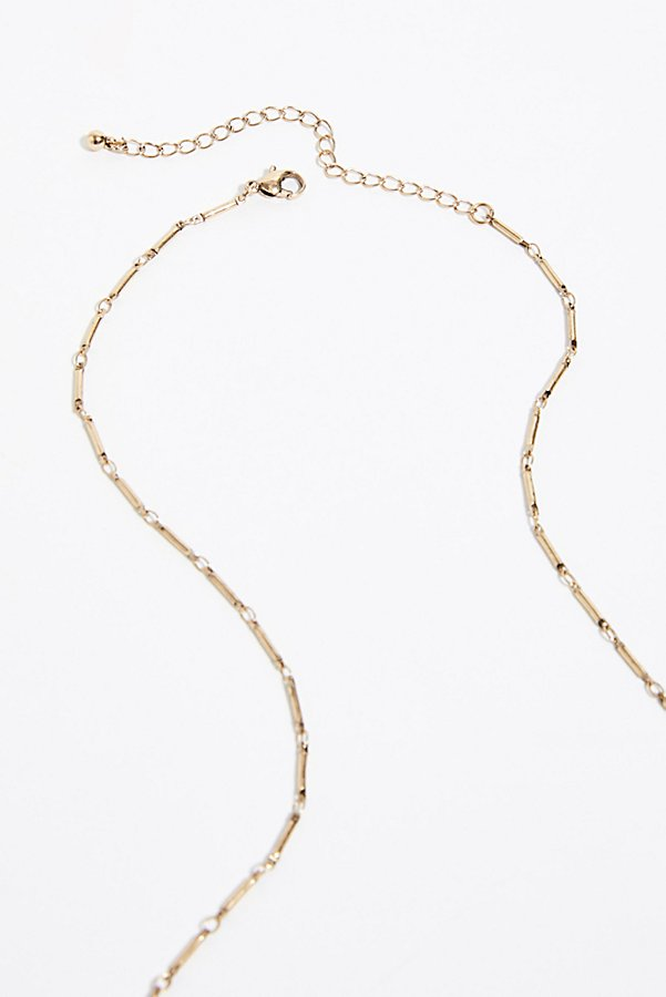 Slide View 4: Lasso Lariat Necklace
