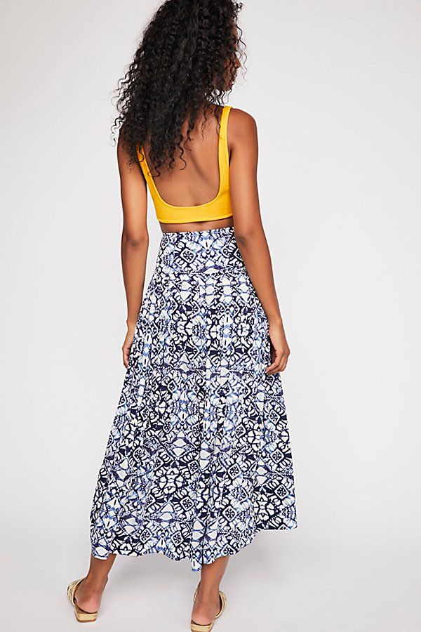 Slide View 2: Lovers Dream Midi Skirt