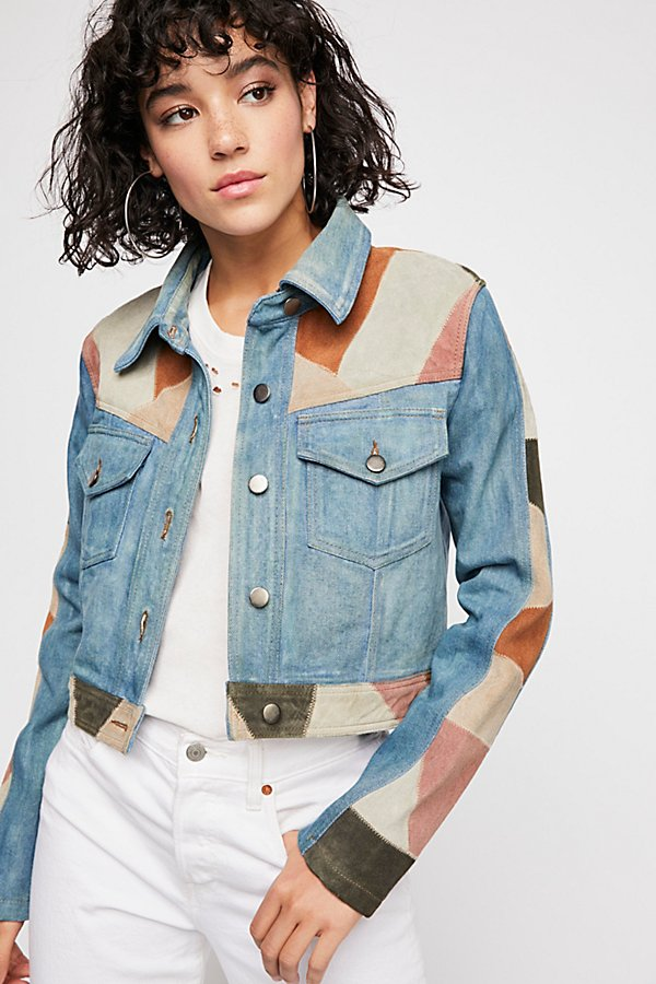 Slide View 2: Dallas Denim Jacket