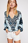 Thumbnail View 1: Birds Of A Feather Printed Top