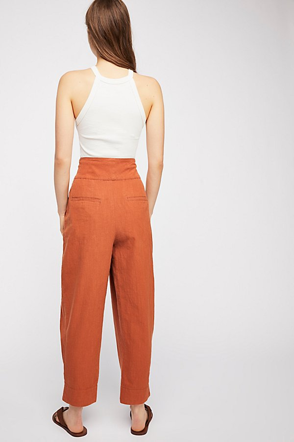 Slide View 2: Double Buckle Trousers