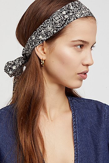 Cadillac Tie Back Head Scarf