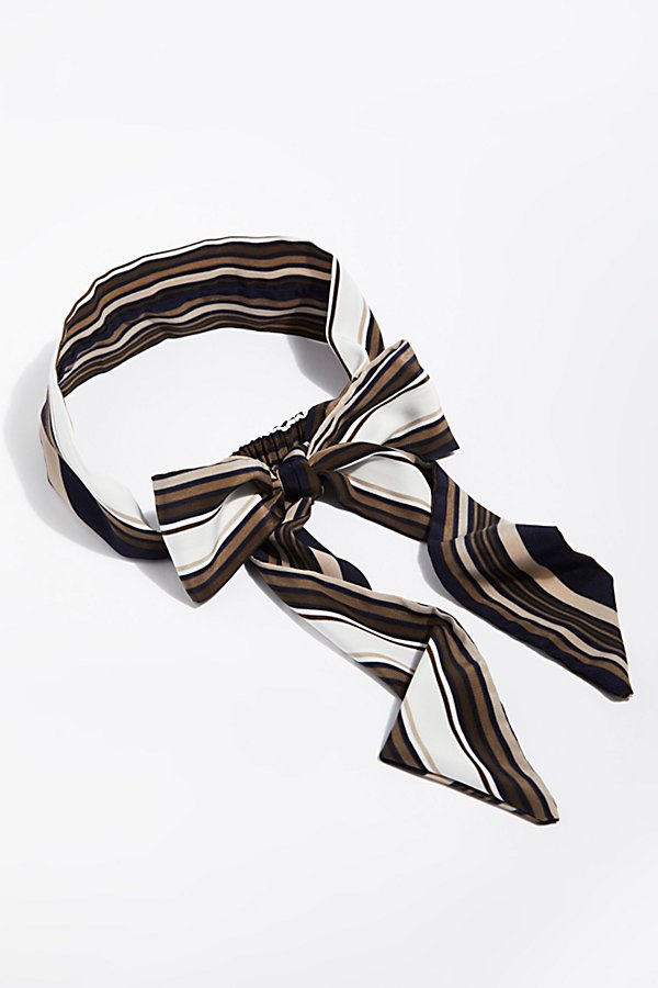 Slide View 6: Cadillac Tie Back Head Scarf