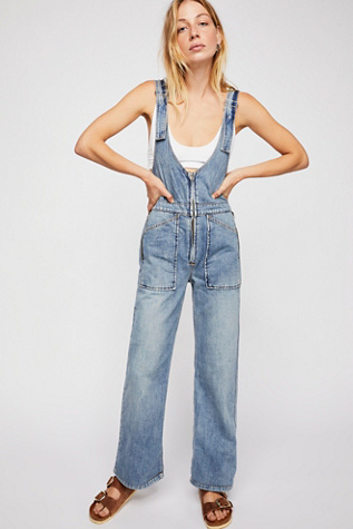Womens Overalls Cute Denim Overalls Amp Coveralls Free People