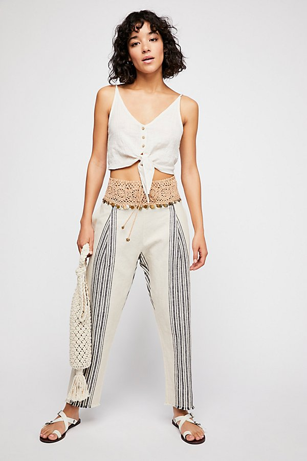 Slide View 2: In Dreams Embellished Harem Pants