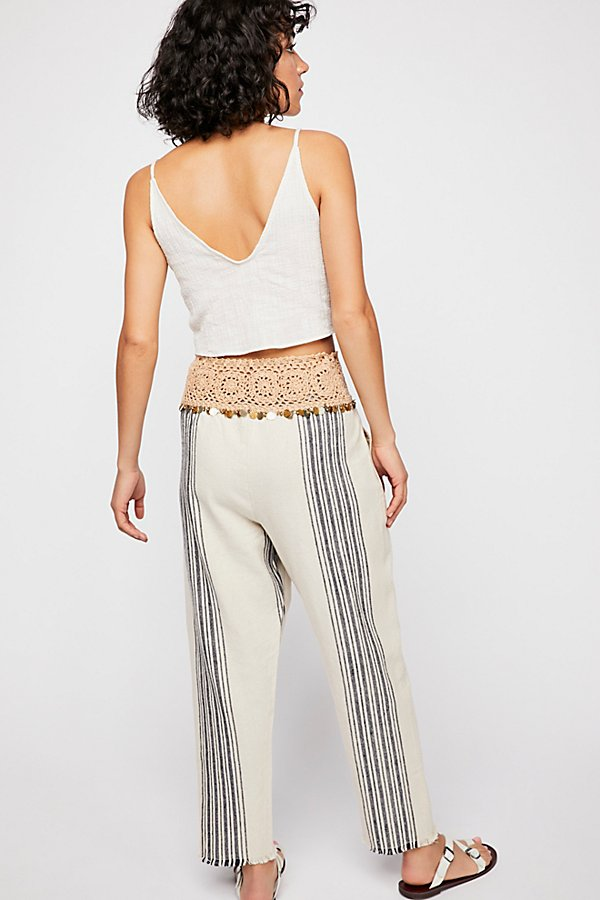 Slide View 3: In Dreams Embellished Harem Pants