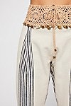 Thumbnail View 4: In Dreams Embellished Harem Pants