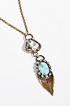 Thumbnail View 1: Mystic Feather Pendant