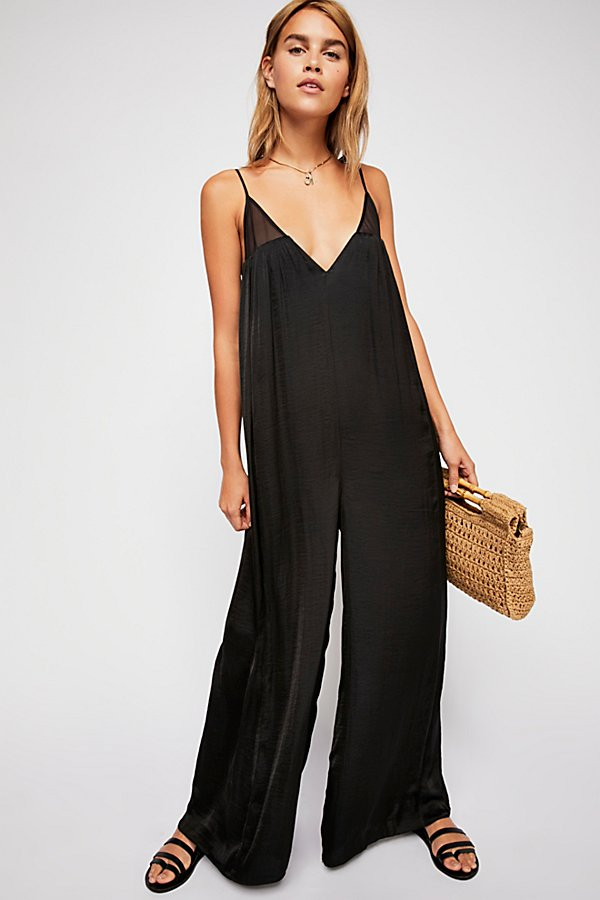 Slide View 1: Parker Jumpsuit