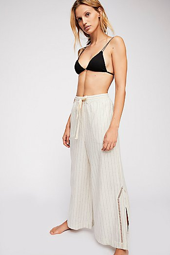 Lounge All Day Linen Pants