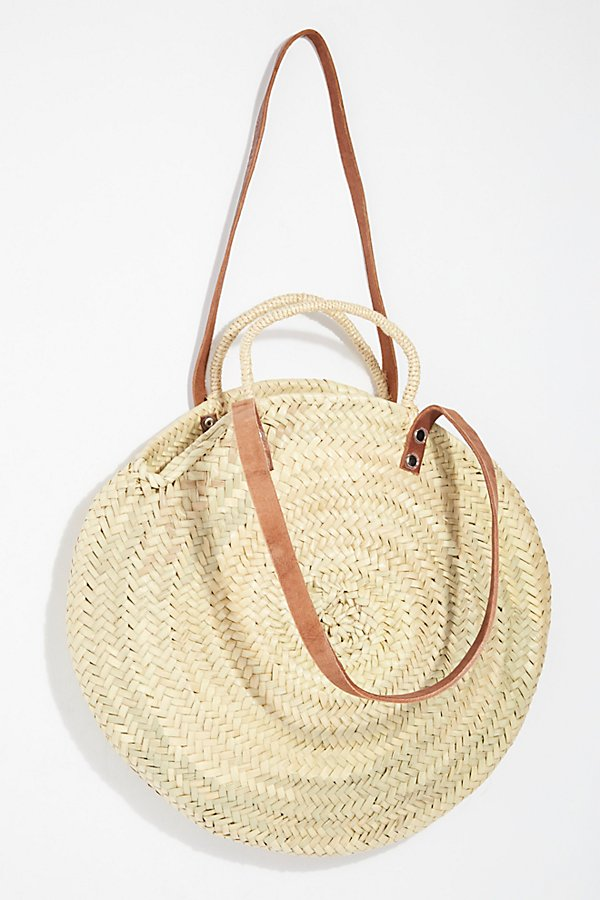 Slide View 2: Marrakesh Straw Tote