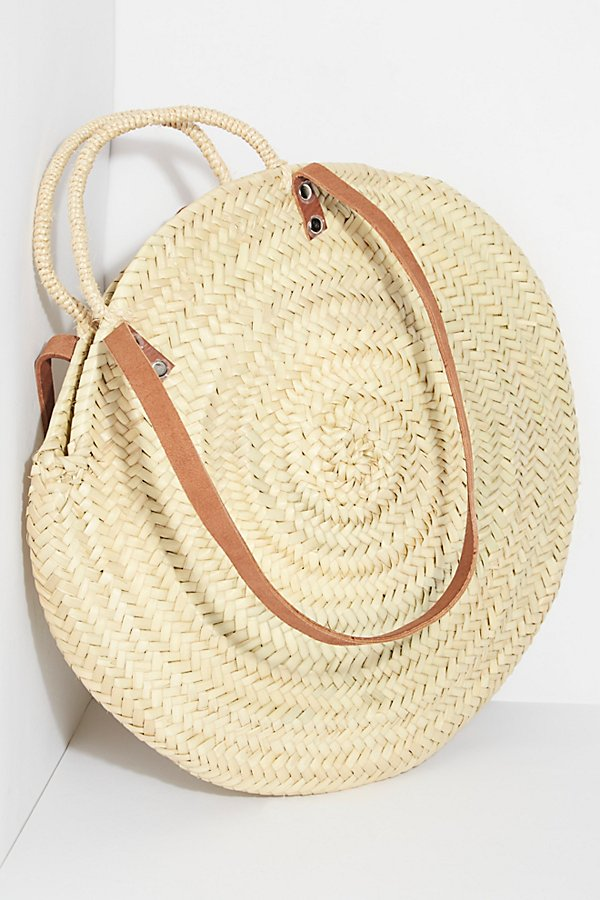 Slide View 3: Marrakesh Straw Tote