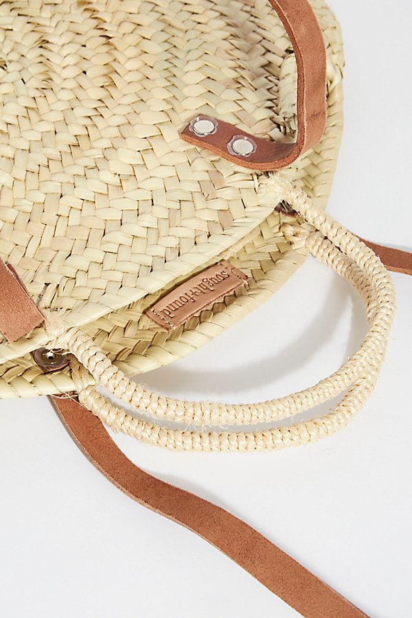 Slide View 4: Marrakesh Straw Tote