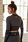 Thumbnail View 2: Triumph Stripe Turtleneck