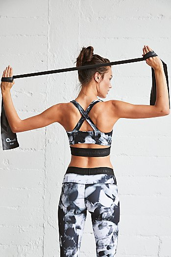The Unstoppable Kinzie Printed Bra