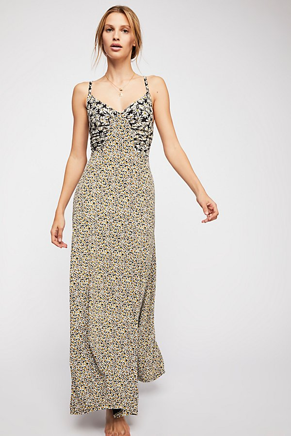 Slide View 2: Song of Summer Maxi Dress