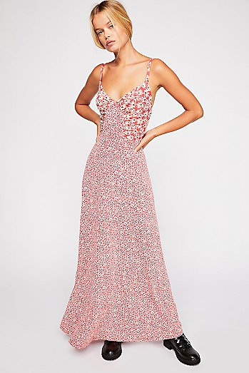 Song of Summer Maxi Dress