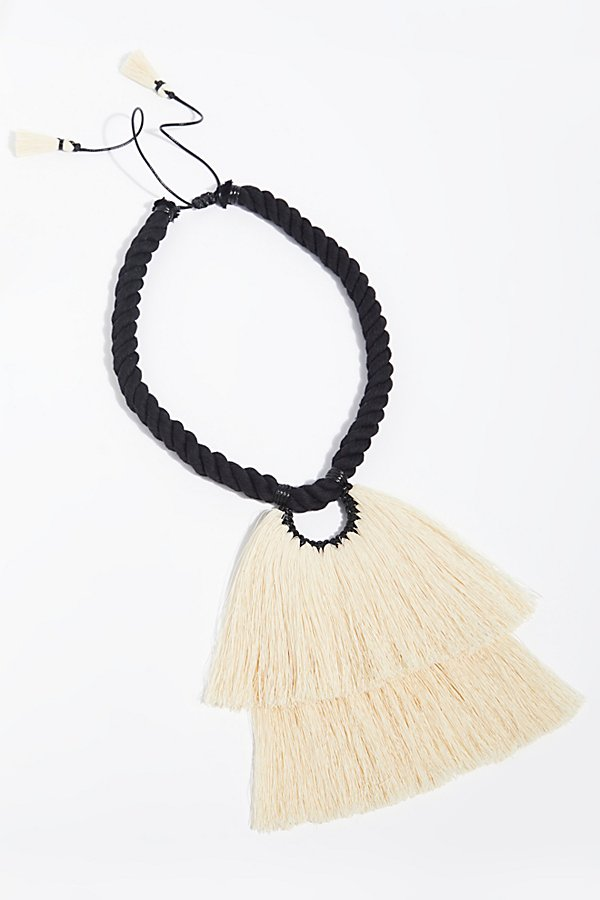 Slide View 1: Caralarga Fantasma Necklace
