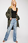 Thumbnail View 1: 3x1 Addie Loose Fit Jeans
