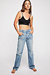 Thumbnail View 2: 3x1 Addie Loose Fit Jeans