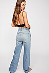 Thumbnail View 3: 3x1 Addie Loose Fit Jeans