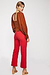 Thumbnail View 2: 3x1 Shelter Wide Leg Crop Jeans