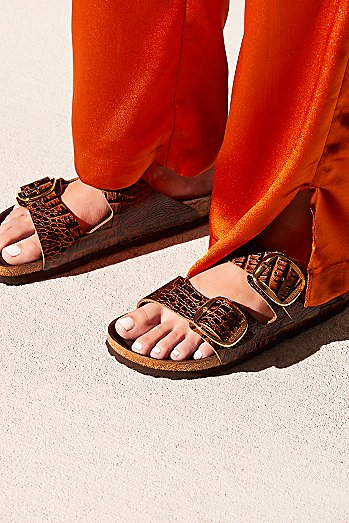 Croc Arizona Big Buckle Birkenstock