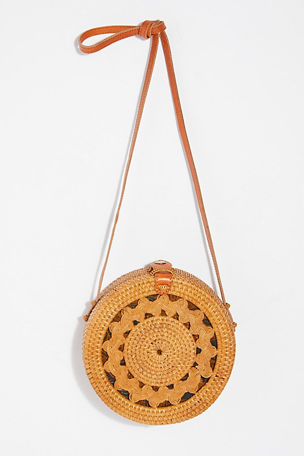 Slide View 3: Batik Rattan Crossbody