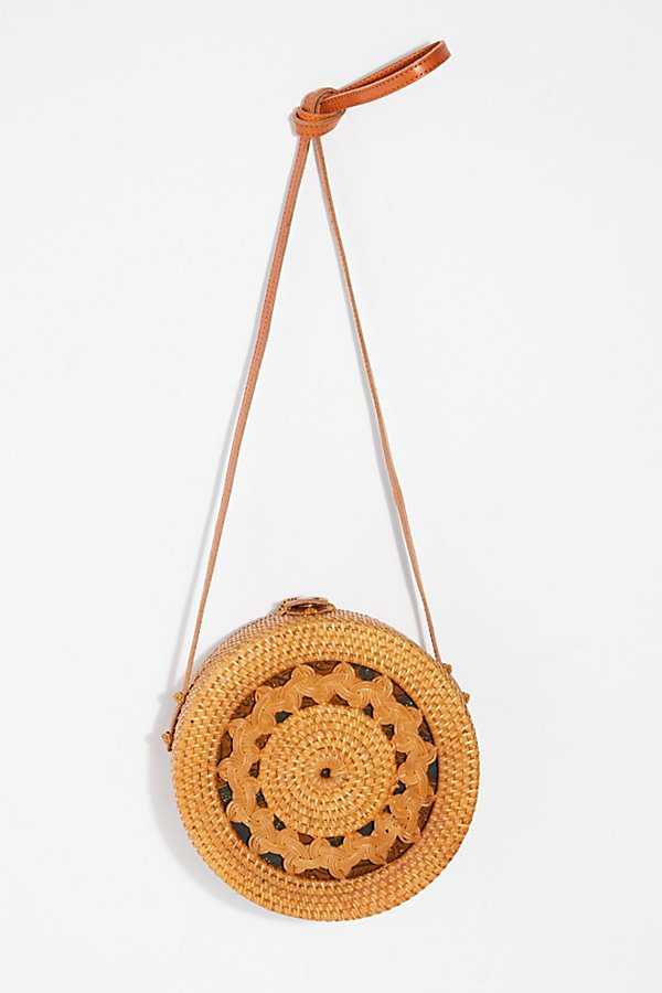 Slide View 5: Batik Rattan Crossbody