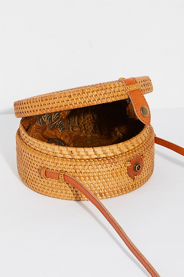 Slide View 6: Batik Rattan Crossbody