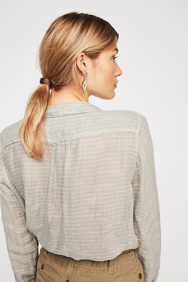 Slide View 3: Star Stripe Wrap Top