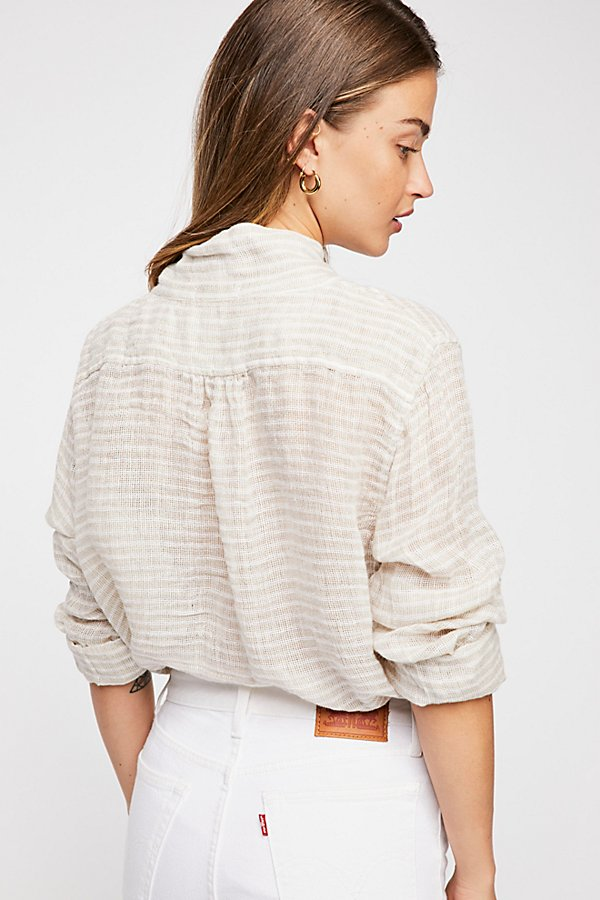 Slide View 2: Star Stripe Wrap Top