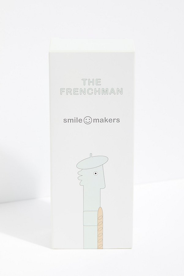幻灯片视图 1: Smile Makers The Frenchman