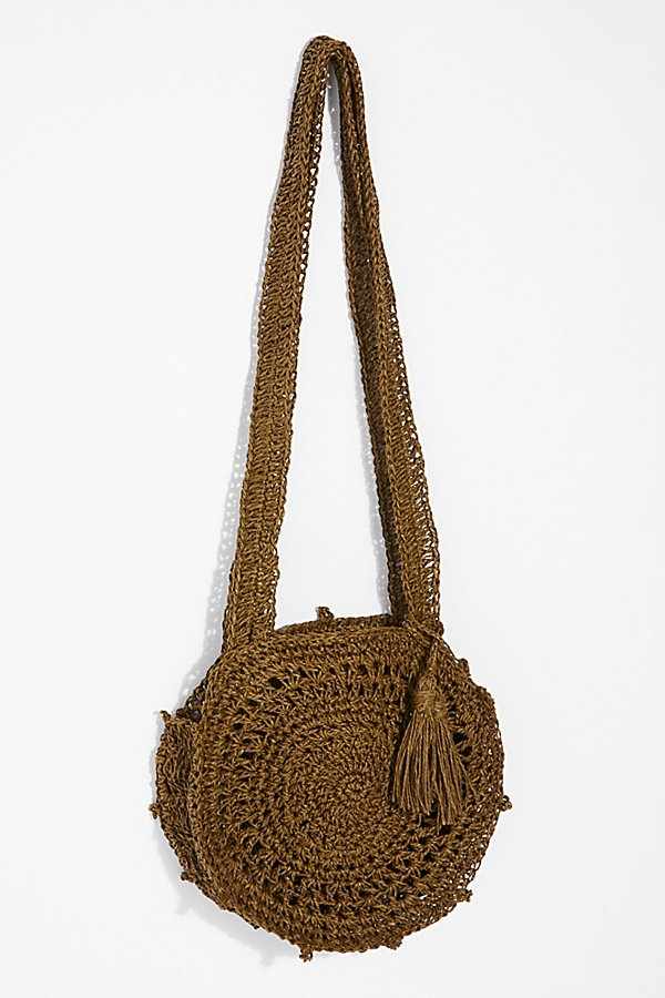 Slide View 2: Hot Tropics Straw Crossbody