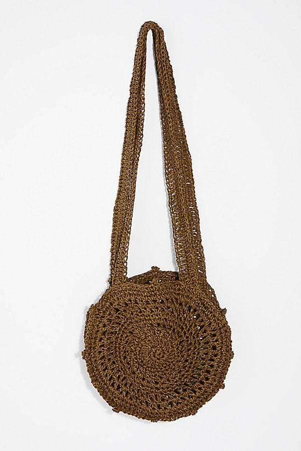 Slide View 4: Hot Tropics Straw Crossbody