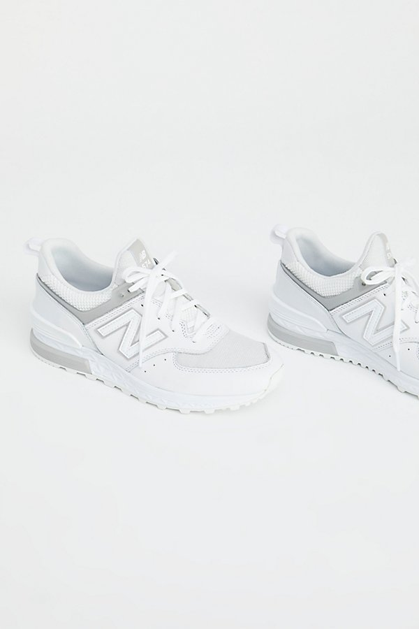 Slide View 1: New Balance 574 Trainer
