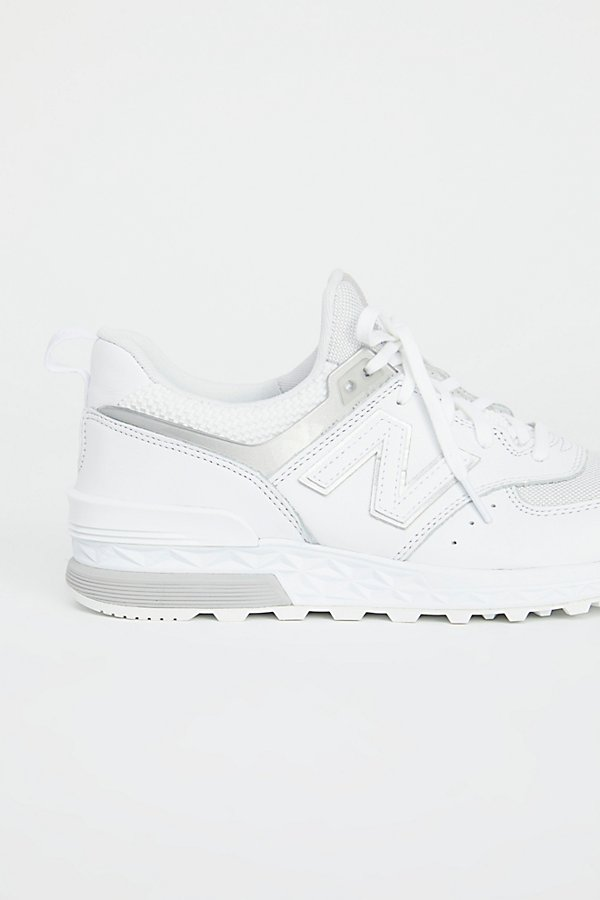 Slide View 3: New Balance 574 Trainer