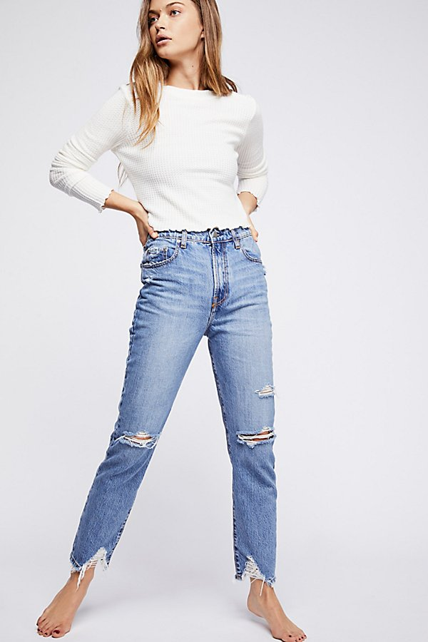 Slide View 2: Nobody Denim Frankie Ankle Jeans