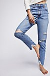 Thumbnail View 4: Nobody Denim Frankie Ankle Jeans