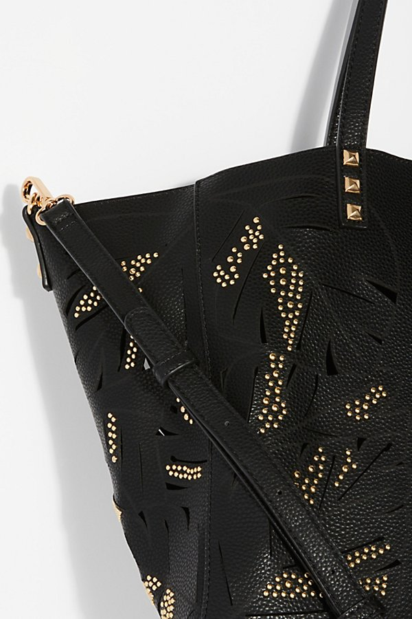 Slide View 3: Carmen Studded Tote