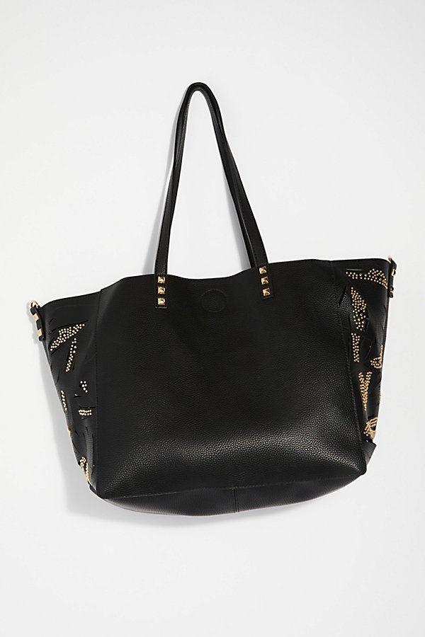 Slide View 4: Carmen Studded Tote