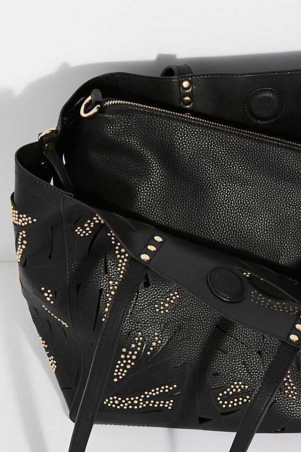 Slide View 6: Carmen Studded Tote